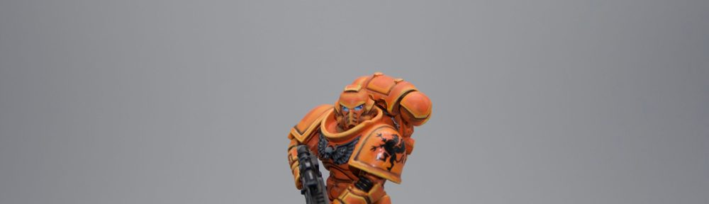 Space Marine - Knights of Gryphonne 2