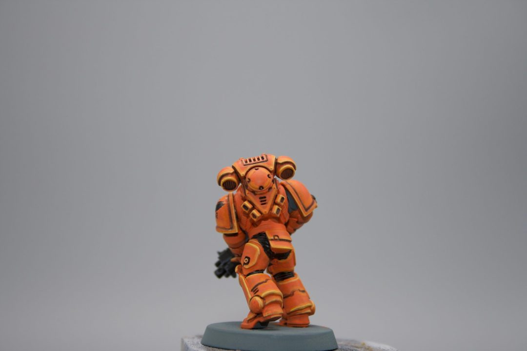 Space Marine - Knights of Gryphonne 4