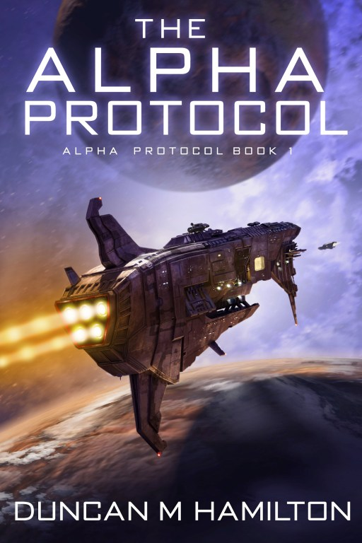 Alpha Protocol 1 Cover eBook
