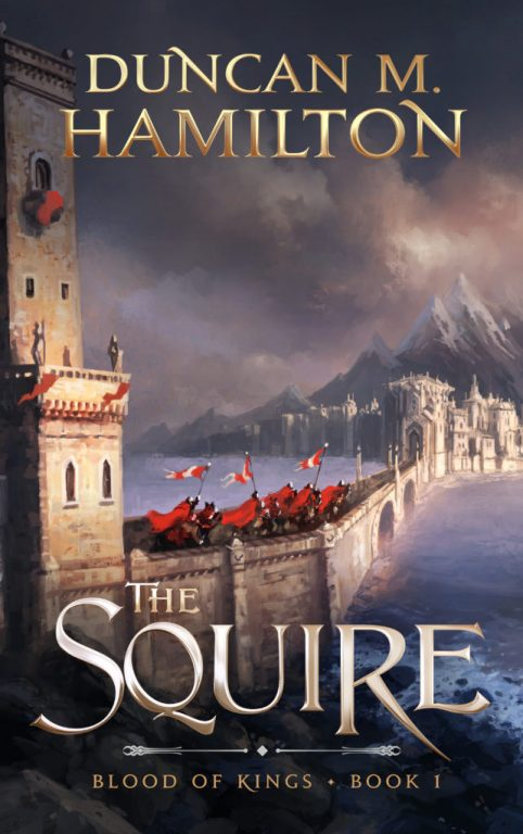 The Squire is Out Today!