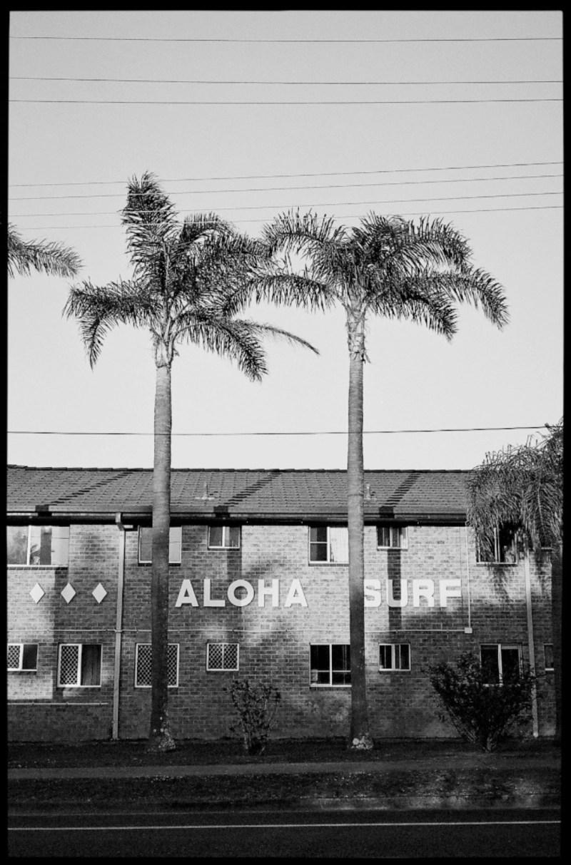 aloha surf, sawtell, black and white, film, photography, Duncan Macfarlane photography, photography, Nikon, Leica mililux,