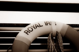 The 'new' Royal Iris, the Mersey