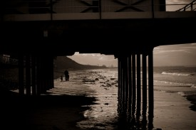 Saltburn by the Sea pier