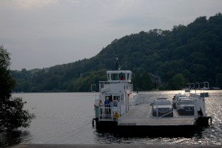 Car ferry, the best route to travel