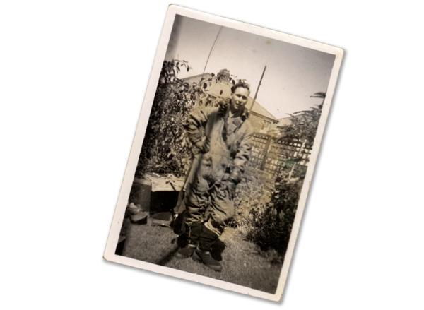 I Witness - Don Shepherd 1943