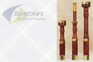 MacLellan Bagpipes antique
