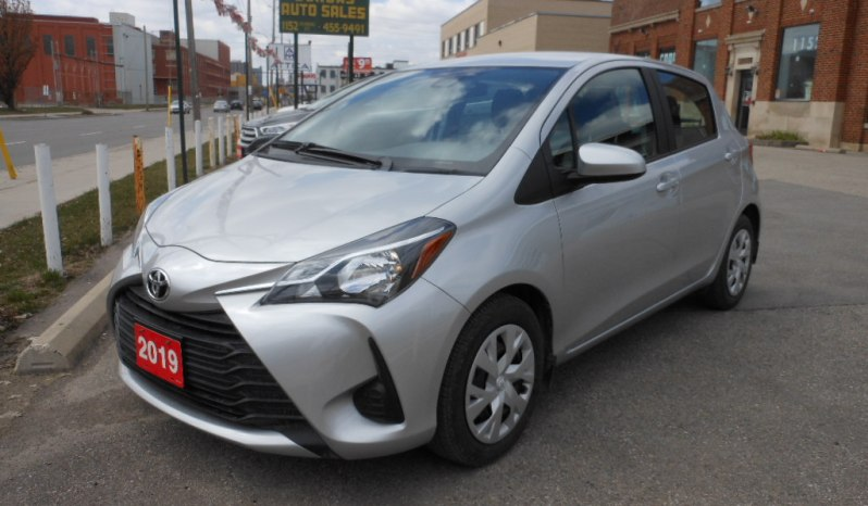2019 TOYOTA YARIS LE full