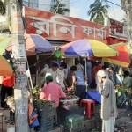 স্বাস্থ্যবিধি না মানার বেড়াজালে নারায়ণগঞ্জ