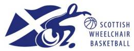 Scottish Wheelchair Basketball logo