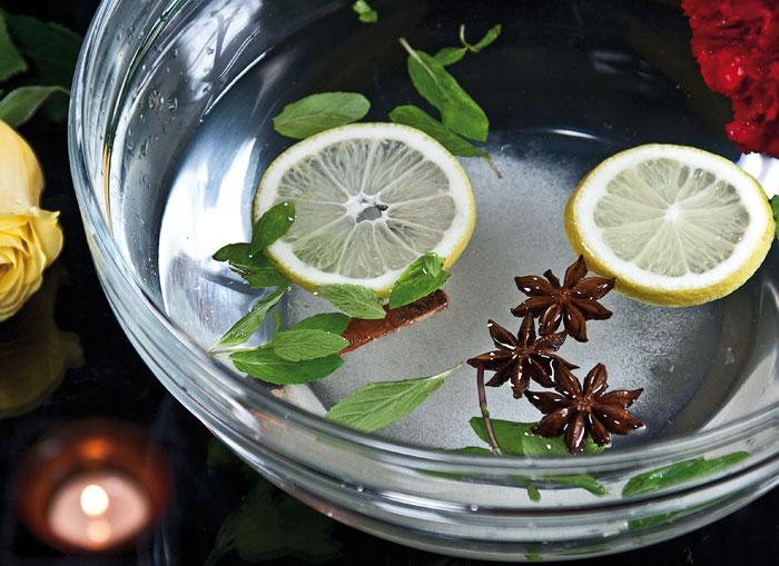 добавление лимона в сироп