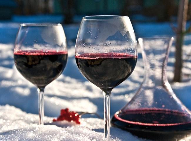 проветривание вина