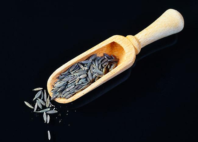 щепотка зиры для порции плова