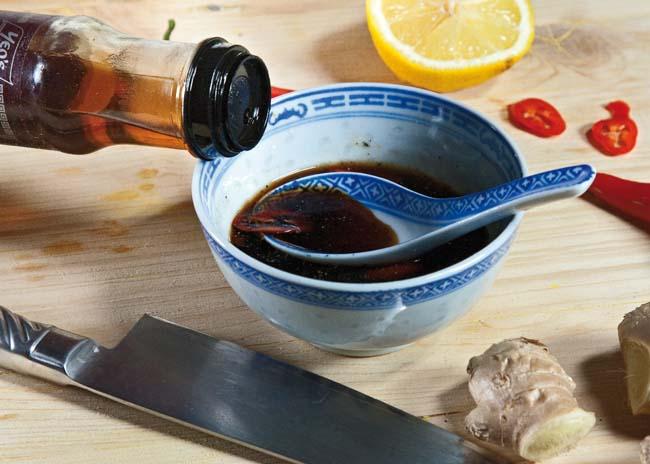 приготовление маринада для заправки супов