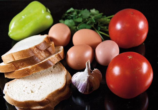 компоненты для овощного холостяцкого суфле
