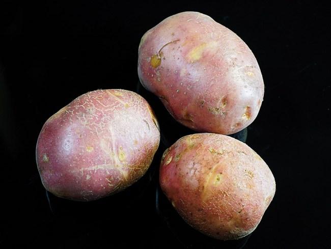 картофель для мяса с овощами в духовке