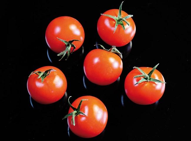 помидоры для мяса с овощами в духовке