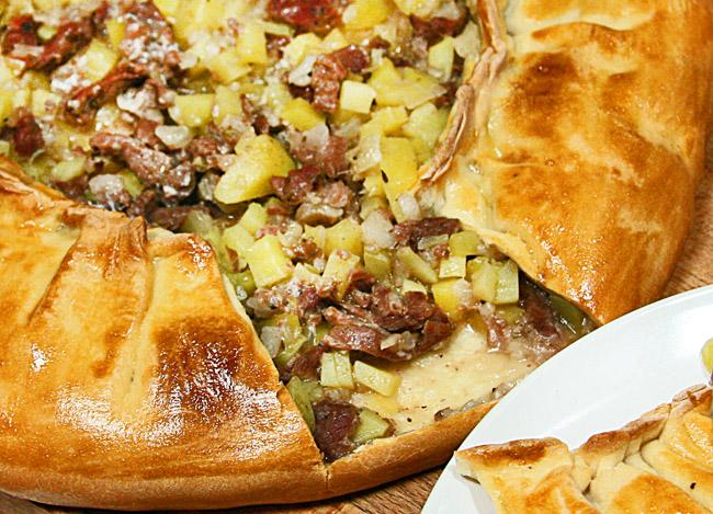 татарский бэлеш от www.dunduk-culinar.ru