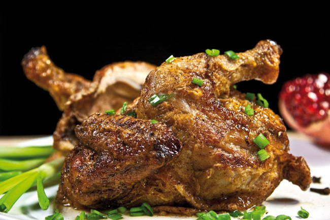 ароматная курица от www.dunduk-culinar.ru
