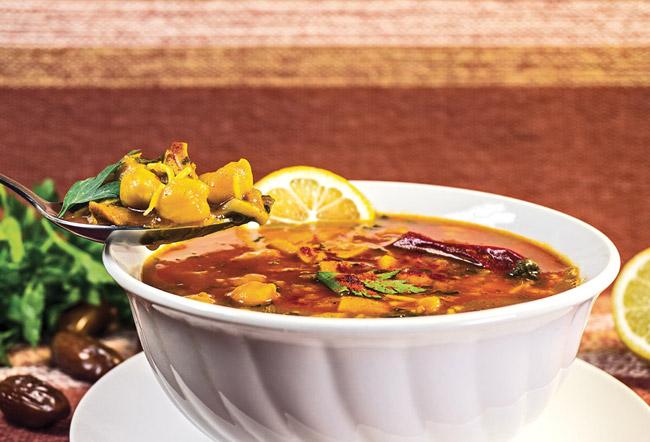 Харира на хаше от www.dunduk-culinar.ru