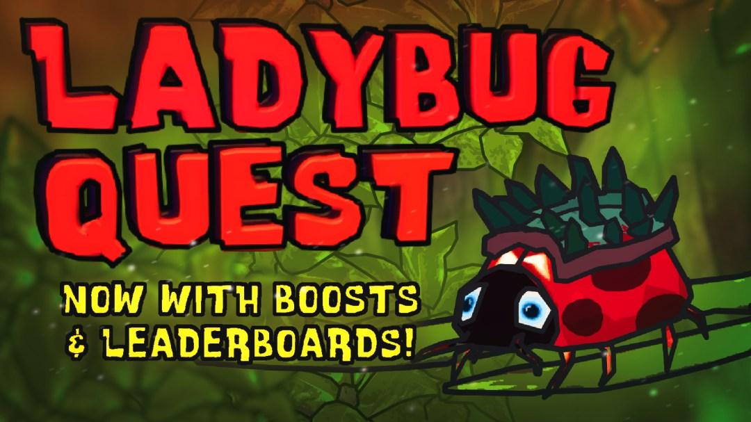 Ladybug Quest Header
