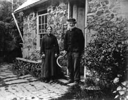 Elizabeth Sherriff & Edwin Tanner