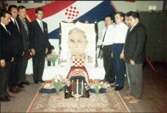 1966 Poglavnik Commemoration