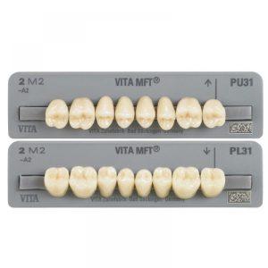 трислойни зъбни гарнитури на фирма VITA Германия