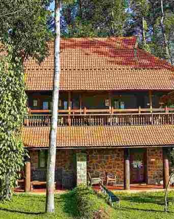 Kerala house house at Dune Elephant Valley Hotel