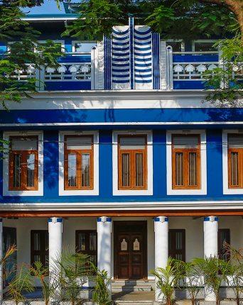 Tanjore Hi Hotel Facade