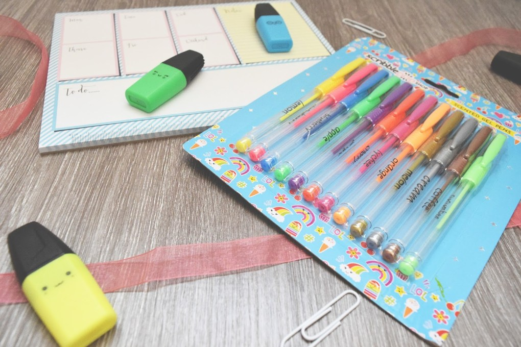 Home bargains stationery