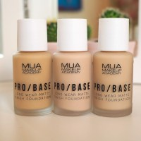 MUA Pro/Base collection: All hail or a big fail?