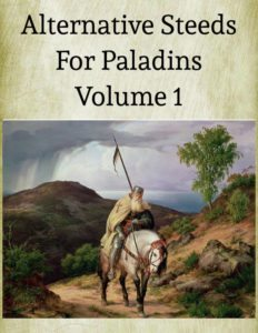 Alternative Steeds for Paladins Volume_1_(5E).cover