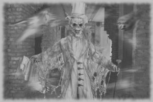 GHost Herder, Very Evil Brother to Night Hags