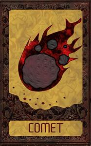 Card image for Deck of Many Things -Comet