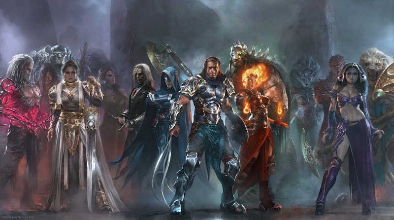Image result for d&d pantheon art