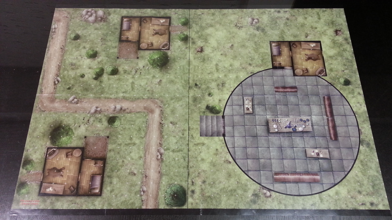 D D Encounters Map Gallery     Dungeon s Master encounters 14 map 1