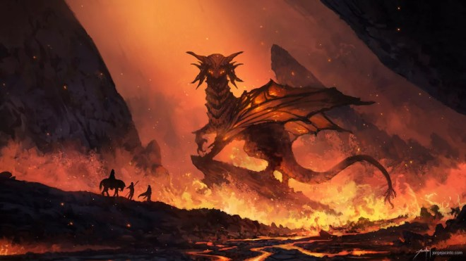 dragon character death