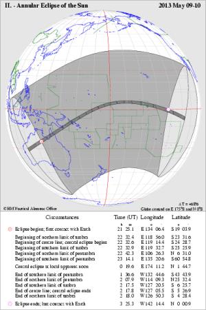 Info GMC 10 Mei 2013 (sumber: http://astro.ukho.gov.uk)