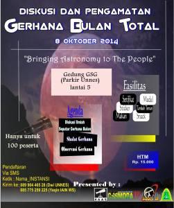 Pengamatan GBT di Semarang