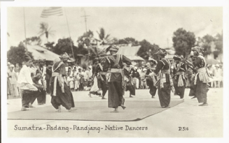 Old photograph from Indonesia