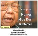 Gambar Ebook Kumpulan Humor Gus Dur di Internet