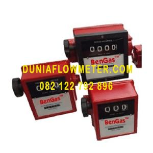 Flowmeter Bengas FM900