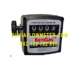 Jual Flowmeter Bengas