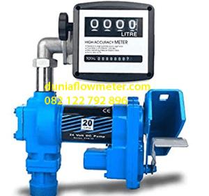 Oil Drum Pump Kit FR2457 DK