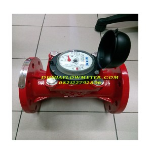 Jual Hot Water Meter SHM Size 3 Inchi