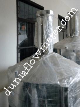 Bejana Tera standarisasi 5000 Liter