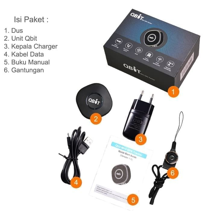 gps tracker portable dan kartu simcard