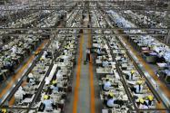 Tumbuh 15,08% di Triwulan III, Industri Tekstil dan Pakaian Jadi Cetak Pertumbuhan Tertinggi