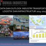 Data dan Outlook Transportasi, Logistik, dan Infrastruktur 2009-2019