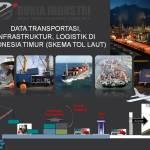 Data Transportasi, Infrastruktur, dan Logistik di Indonesia Timur (Skema Tol Laut)